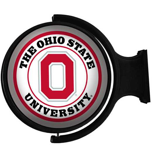 OS-115-01: GI Rotating  -Round-Bubble-Block O, Ohio St